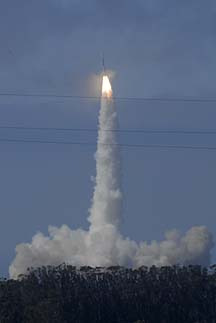 Delta II/Worldview 2 Launch, October 8, 2009